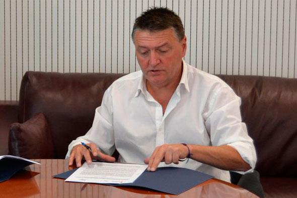 Comunicado del Alcalde de Montanejos Miguel Sandalinas