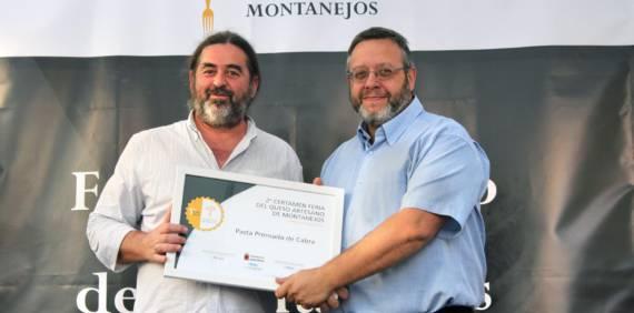 Los mejores quesos de la Feria del Queso Artesano de Montanejos