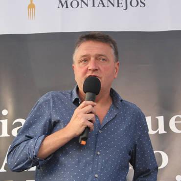 Miguel Sandalinas, alcalde de Montanejos, presenta la V edición de la Feria del Queso Artesano de Montanejos