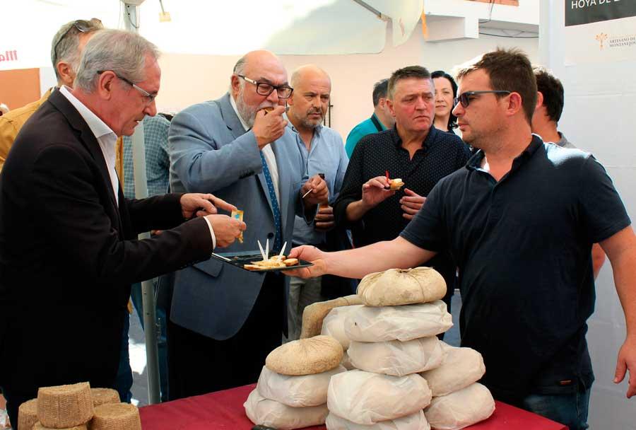 Feria queso artesano de Montanejos