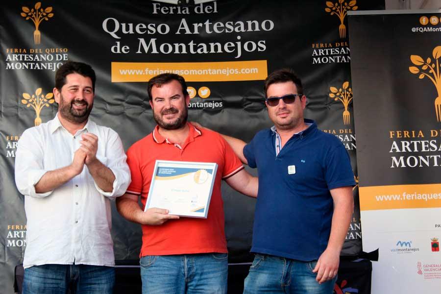 Certamen quesos artesanos comunitat valenciana