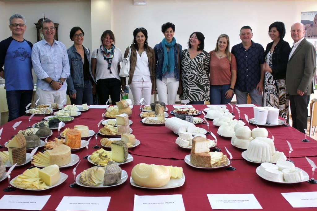 certamen quesos artesanos valencianos
